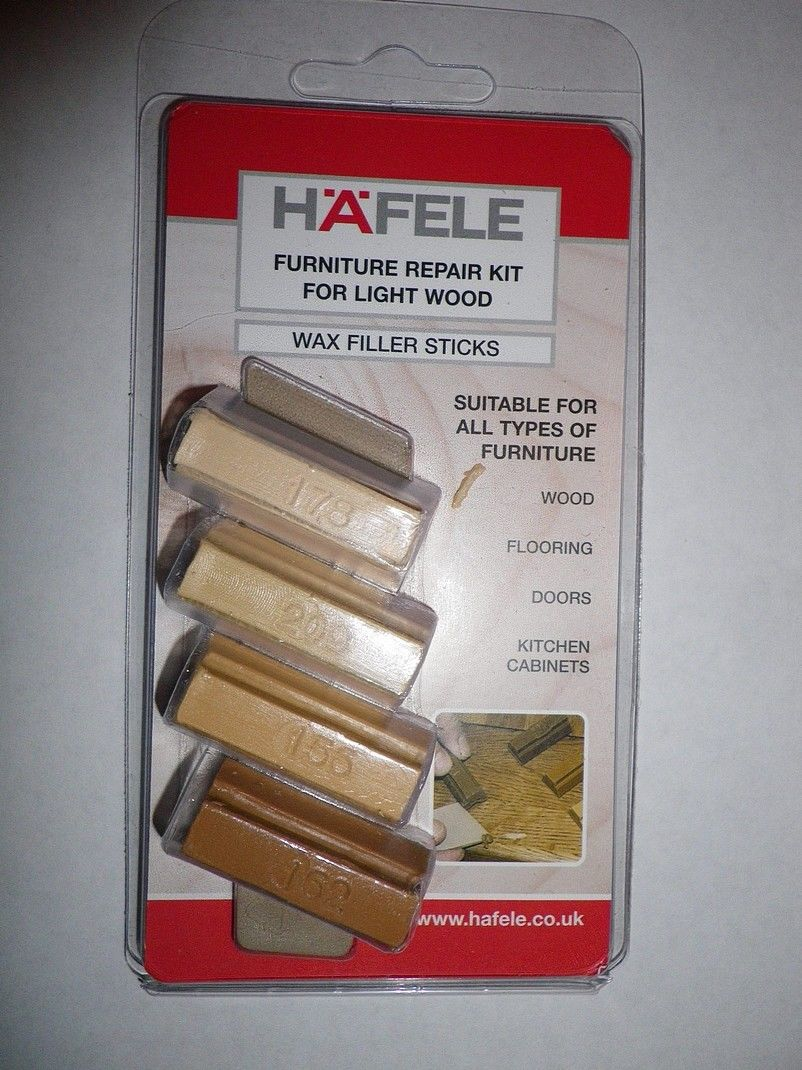 New Furniture Wax Repair Kit Filler For All Types Of Furniture For Light