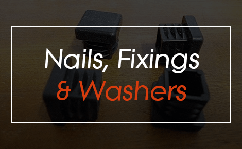 Nails, Fixings & Washers Promo